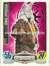 Force Attax Movie Card - Mas Amedda #096