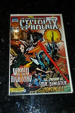 THE FURTHER ADVENTURES OF CYCLOP & PHOENIX - Vol 1 - No 2 - Date 07/1996 - Marve