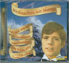 HEINTJE - Weihnachten mit Heintje - CD Neu