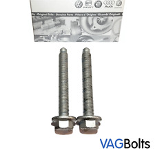 VW Audi Front Subframe Assembly Carrier Bolts N10528602 x2 Golf A3 Touran