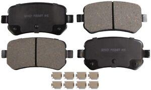Rr Ceramic Brake Pads  Monroe  GX1021