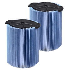 WSFT5000 Fine Dust Filter for Dirt Hawg / WORKSHOP Wet Dry Vacuums - 2 Pack
