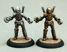 Automatons Steampunk Reaper Miniatures Savage Worlds Robots Golems Melee