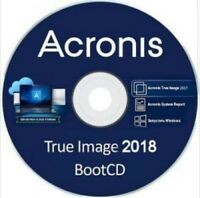 Acronis True Image 2018 Backup - Restore - Migrate to a another Drive inc SSD