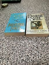 x 2 Wonderful Books By Danielle Steel, Granny day and Irresistible forces