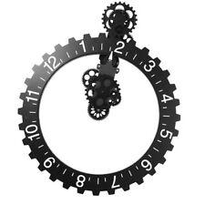 Horloge Murale à Engrenages Mécaniques Décor Pour Bureau Maison