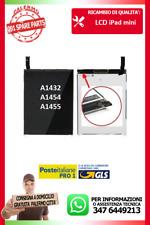 LCD SCHERMO DISPLAY A1432 A1454 A1455 PER  IPAD MINI