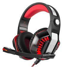 Gaming Headset GM-2 Over-ear Mute Button Deep Bass Headphone 3.5mm PS4 PC