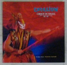 Dralion CD Cirque du soleil 2005