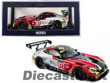 Norev 1:18 Mercedes AMG GT3 2016 AKKA Winner GT #87 Monza 183492 Diecast Model