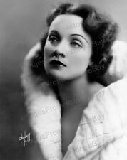 8x10 Print Marlene Dietrich Early Portrait by Irving Chidnoff NY 1930 #MDIC