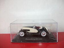 Duesenberg SSJ 1933 voitures classiques IXO Altaya 1/43
