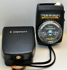 Gossen Lunasix 3  electronic Belichtungsmesser
