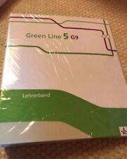 Green Line 5 G 9. Lehrerband Lösungen Schulbuch und Kopiervorlagen