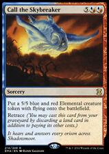 MTG Magic - (R) Eternal Masters - Call the Skybreaker - NM