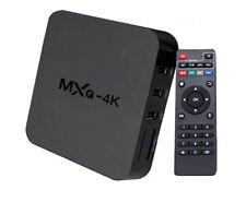 MXQ-4K Quad Core 4K TV Box