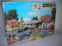 Faller Spur H0 Bahnbauten 1:87 Bausatz Kit Art. 123 V Neu+OVP Vedes