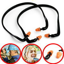 2pcs 10pcs Pairs Banded Earplugs Silicone Reusable Ear Plugs Combination Wrapped