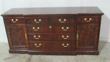 Thomasville Mahogany Collection Sideboard Buffet Chippendale