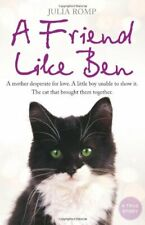 A Friend Like Ben by Romp, Julia Paperback Book The Fast Free Shipping