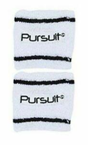 2 x Sports Wrist Sweat Bands Wristbands Unisex 80s Fitness Sweatbands Gym Tennis