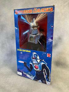 Vintage Battlestar Galactica Cylon Centurian Mattel 1978 box w/ paperwork 2537