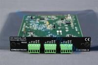 CRESTRON C3COM-3 3-SERIES CONTROL CARD RS-232/422/485