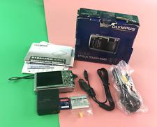 Olympus Stylus Tough 6020 Shock and Waterproof 14.0MP Digital Camera Black#U3446