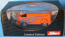 VW KASTENWAGEN T1 TOLE TUNING CAR SCHUCO 1/43 ORANGE