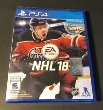 NHL 18 (PS4) NEW