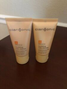 NEW/SEALED 2 Pack CLARISONIC Nourishing Care Cleanser Face Facial Skin Wash 1 oz