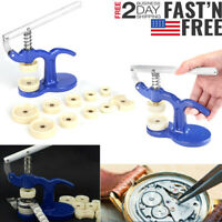 Watchmaker Tool Watch Press Set Back Case Closer Crystal Glass Fitting 18-50mm