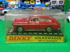 Dinky Toys Volkswagen 1600Tl Fastback Made In England