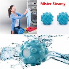 Newest Steamy ball Mister Steamy 2 pcs Dryer Balls As seen on TV