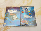Finding Nemo and Finding Dory DVD 2-Movie Bundle Brand New