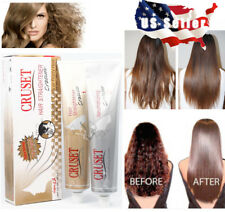 Strong Curly Hair Straightening Fizzy Frizziest Thick Cream Permanent Rebonding