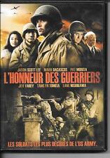 DVD ZONE 2--L'HONNEUR DES GUERRIERS--SCOT LEE/DACASCOS/MORITA/FAHEY/TOMITA