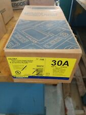 New Square D Hu361 Non Fusible 30 A Amp 600v Safety Switch Disconnect Nema