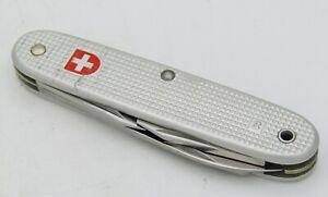 Schweizer Soldatenmesser 1978, Taschenmesser VICTORINOX, ALOX / SWISS ARMY KNIFE