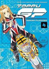 Toppu GP 4, Kosuke Fujishima,  Paperback