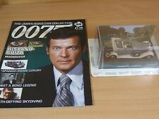 EAGLEMOSS JAMES BOND 007 ISSUE 59 HISPANO-SUIZA MINT CONDITION