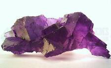 Fluorite Crystal 2.4kg Museum Quality Eye Clean Natural Gemstone Specimen