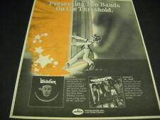 Whiteface and Roadmaster are on the threshold original 1979 R.S.M. Promo Ad