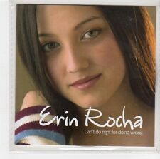 (FO152) Erin Rocha, Can't Do Right For Doing Wrong - 2003 DJ CD