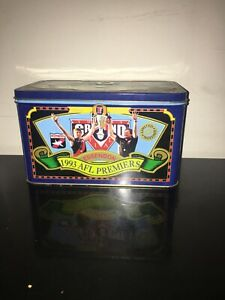 Essendon 1993 AFL premiers, Historic Card Tin and cards. Great Condition