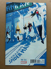 AMAZING SPIDER-MAN V.3 #18 PASCAL CAMPION 'NYC' VARIANT NM 1ST PRINT 2015