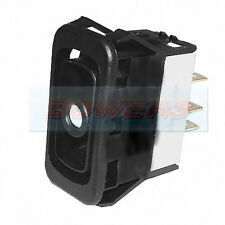 Durite 0-786-10 SWITCH corpo 3 posizione su OFF ON Momentaneo illuminato 15A @ 28V