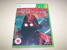 Deadly Premonition pour PAL XBOX 360 ** NOUVEAU & Sealed **