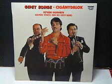 ISTVAN HORVATH / KALMAN VOROS Gipsy songs SLPX 10159