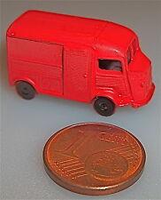 CITROEN HY furgoni METALLO ROSSO PICCOLO SERIE 1:160 å